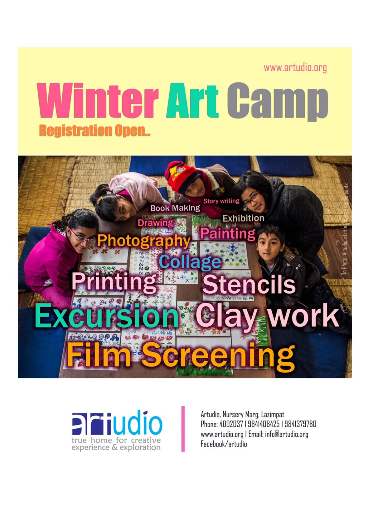1212121355288226Winter Art Camp_final poster