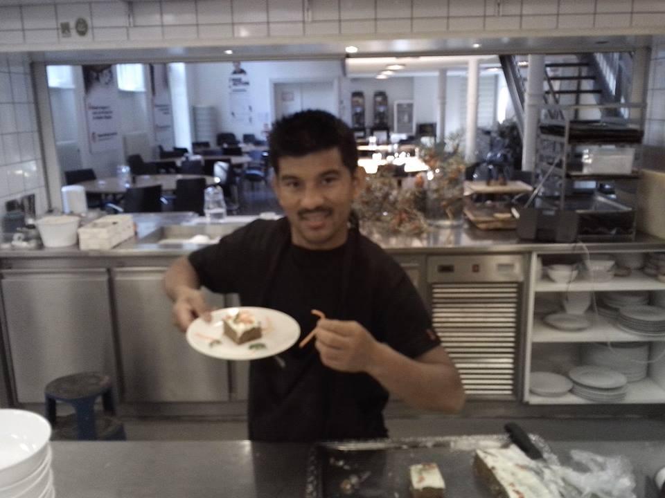 Jit Carrot Cake