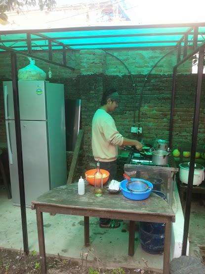 Aman and Out Kitchen