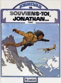 Souvi-ens-toi, Jonathan, by Cosey, 1977
