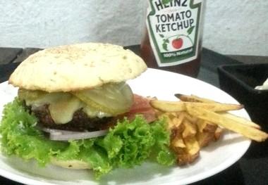 TDS burger