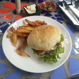 TDS burger ex