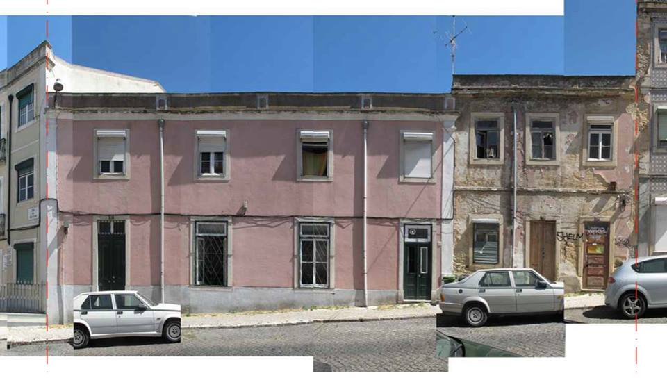 Tings Lisbon - the house in Rua Senhora do Monte